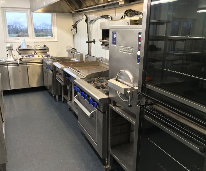 Commercial Kitchen Sheffield
